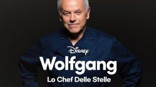 La locandina del documentario su Wolfgang Puck