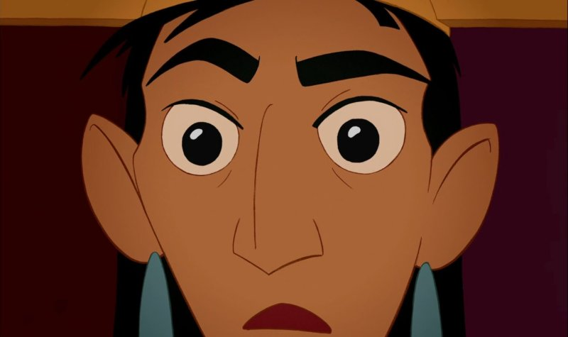 kuzco doppiaggio follie dell'imperatore
