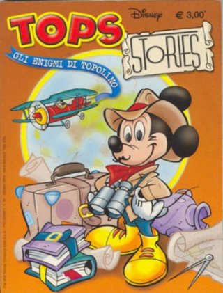 Top de Tops ci farà vivere nuove e mirabolanti avventure!