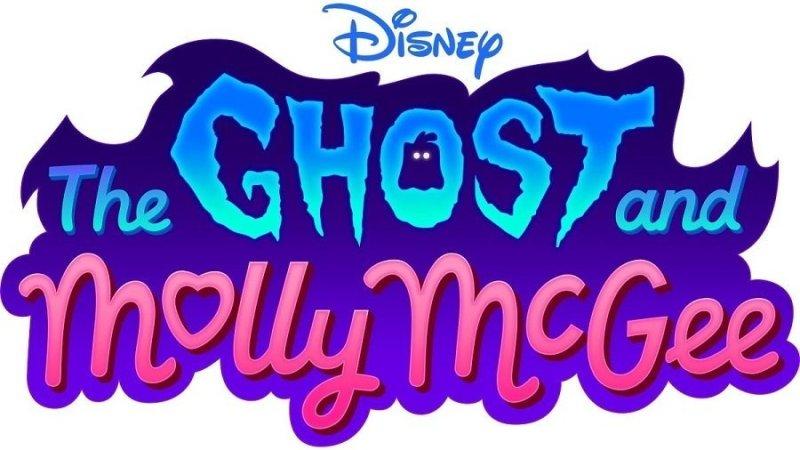 Il logo di The Ghost e Molly McGee