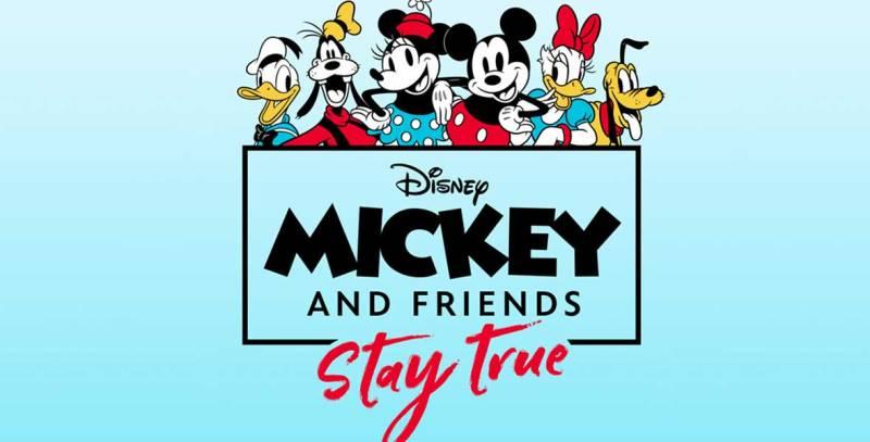 Mickey and Friends Nestlé