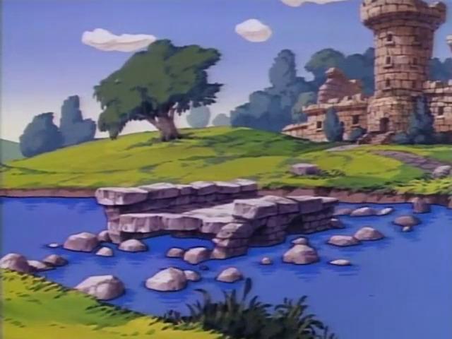 La Maledizione del Castello di Zio Paperone DuckTales