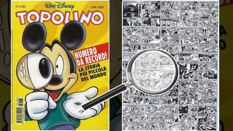 TopoRecord Topolino-ino-ino
