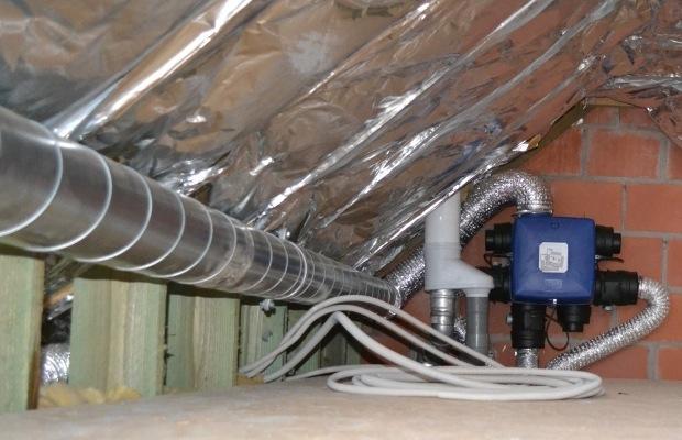 Badkamer Ventilatie Dakdoorvoer : Huis plan dakdoorvoer ventilatie badkamer huis plan