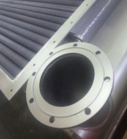 Izmjenjivači topline sa spiralno orebrenim cijevima
