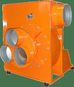 NVT centrifugalni (radijalni) ventilatori