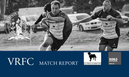 Match report: Fareham Heathens 1st XV v Ventnor 1st XV, 21/10/2017