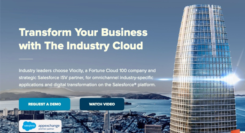 Vlocity Raises $60M Series C