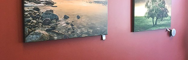 New office art…