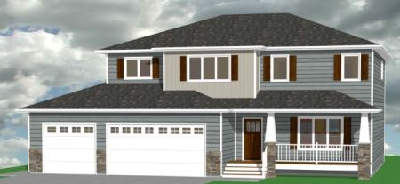 Two Story Floor Plans     Venture Homes Floor Plan  Titan   3 465 SF