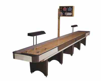 Classic Coin Operated – Shuffleboard Table