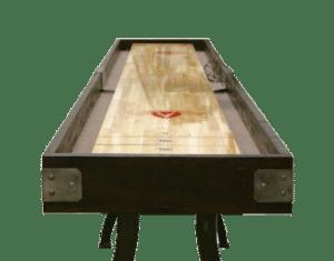 Custom Shuffleboard Table - Williamsburg