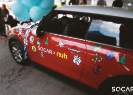 SoCar Launches Services in Malaysia