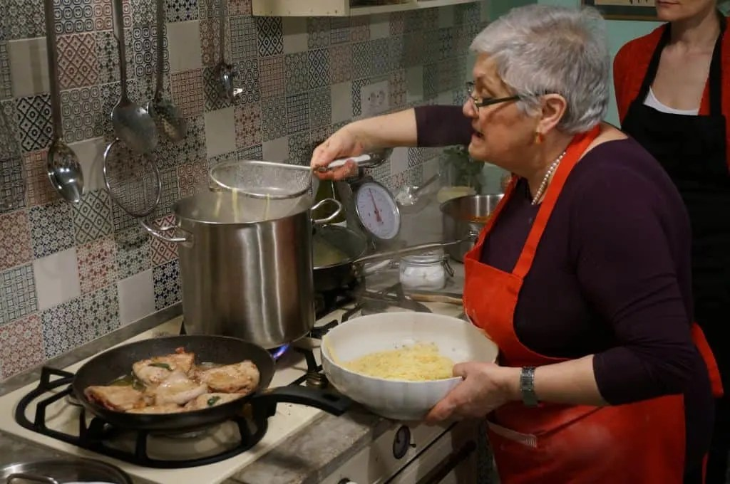 Where To Eat In Rome In The Kitchen Cooking With Nonna