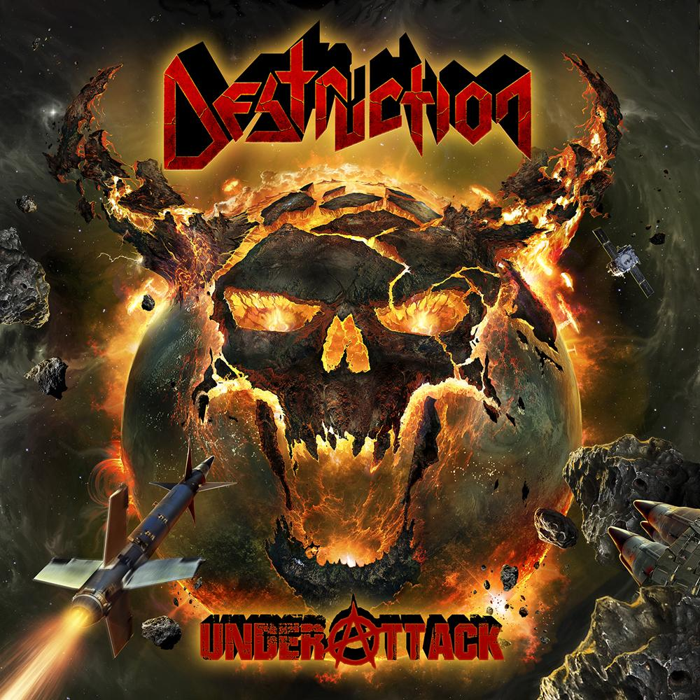 Cover: destruction-under attack