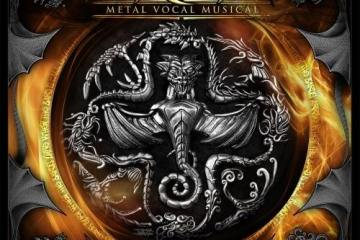 Cover: Van Canto - Voices of Fire