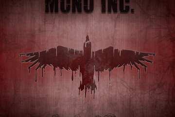 "Cover: ""MONO INC. - Symphonies of Pain"