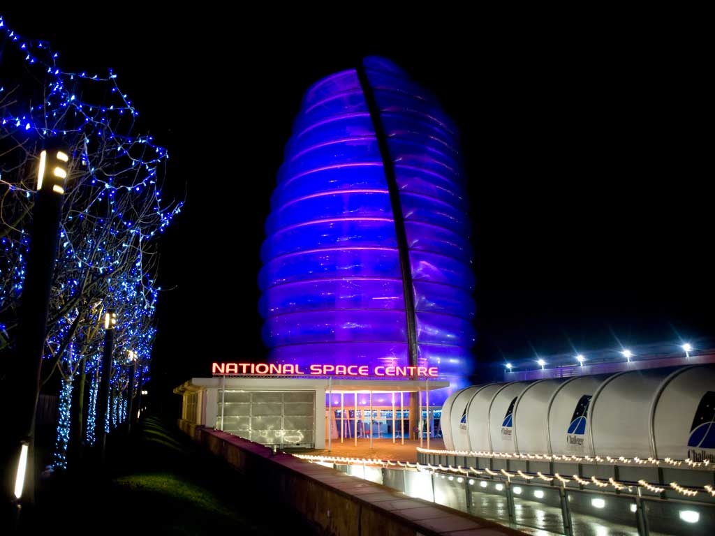 National Space Centre Leicester Leicestershire 187 Venue Details