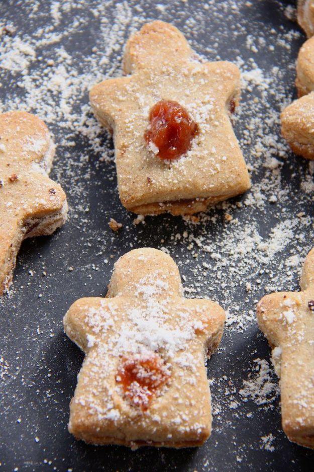 galletas de navidad veganas y sin gluten de navidad