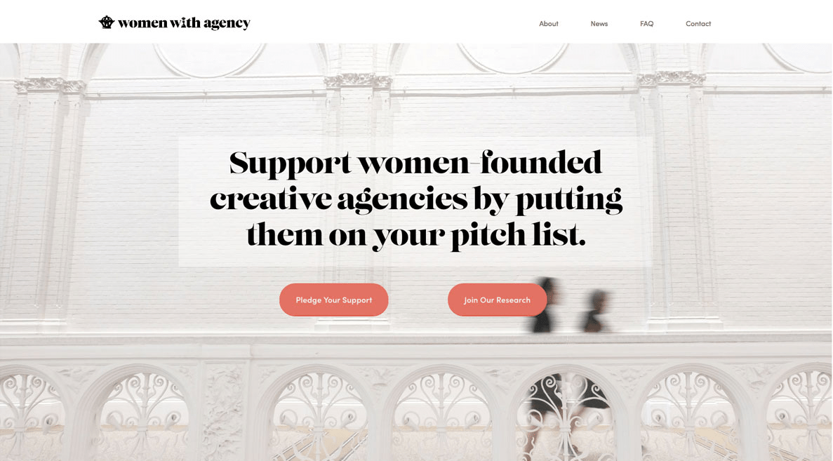 women with agency