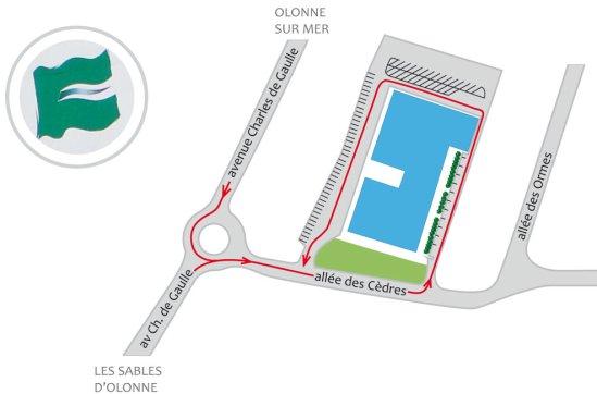 plan de quartier