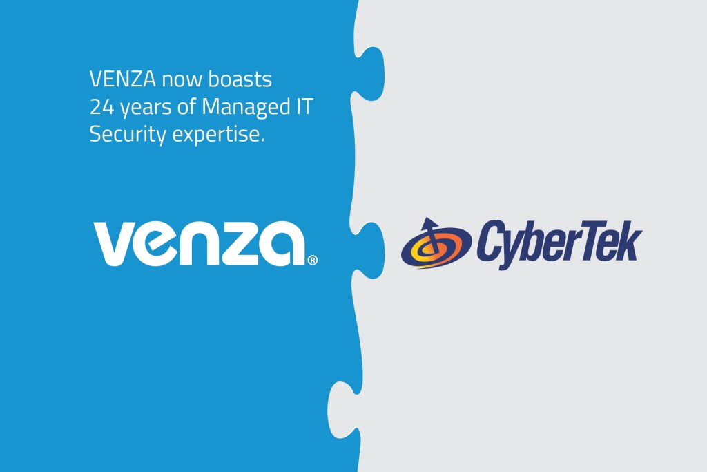 VENZA Acquires CyberTek