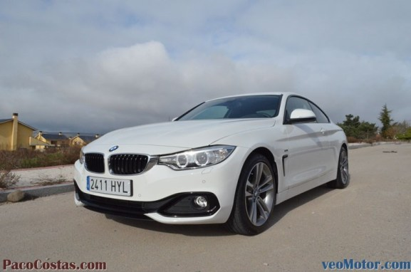 BMW Serie 4 420d Coupe (16)