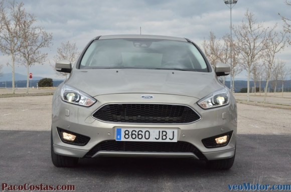 Ford Focus Sport 1.6 TDCI 115cv (37)
