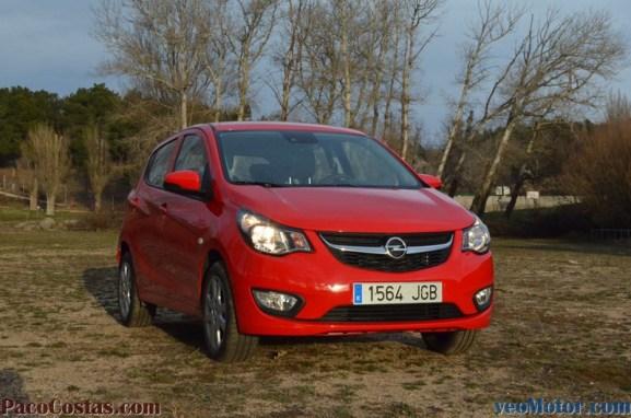 Opel KARL Selective 1.0 75cv (44)