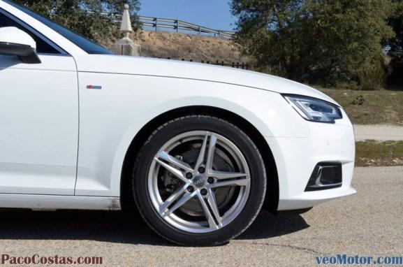 Audi A4 Sport 2.0 TDI 150cv (7)