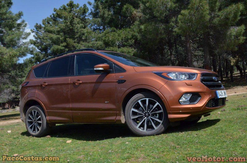 ford kuga st line 2 0 tdci 180cv awd 3. Black Bedroom Furniture Sets. Home Design Ideas