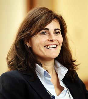 Elsa Monteiro,Directora de Sustentabilidade da Sonae Sierra