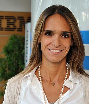 Lara Campos Tropa, Diretora de Marketing, Comunicações e Cidadania da IBM Portugal
