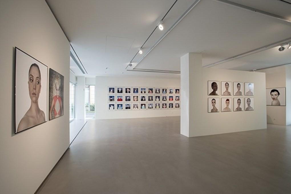"""""""Edo Bertoglio. Ringflash"""", a cura di Mariuccia Casadio, 2014, Cortesi Gallery, Lugano."""