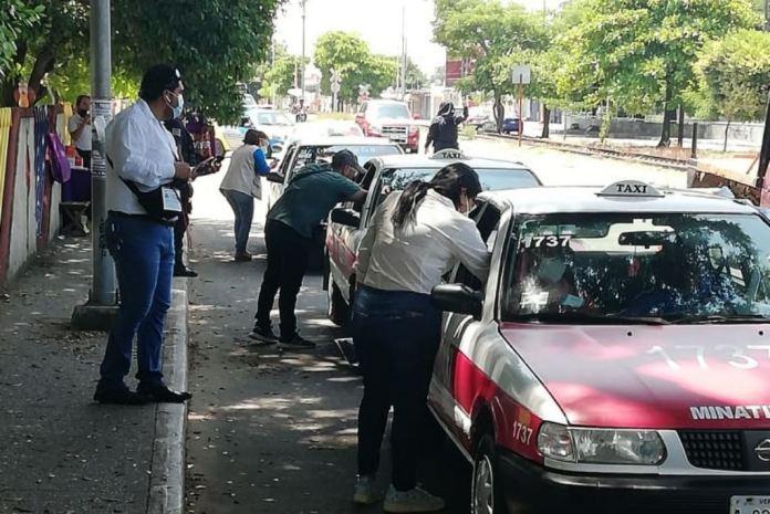Filtros sanitarios y cierres de calle en Minatitlán de 07:00 a 15:00 de viernes a domingo