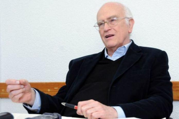 """Roger Bartra, autor del ibro """"Regreso a la Jaula. El fracaso de López Obrador""""."""