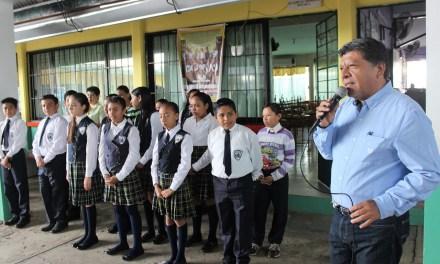 Inaugura alcalde Primera Semana Nacional de Salud Bucal