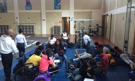 """""""Programa de recreación y deporte para personas con discapacidad 2018"""": Tuxpan"""