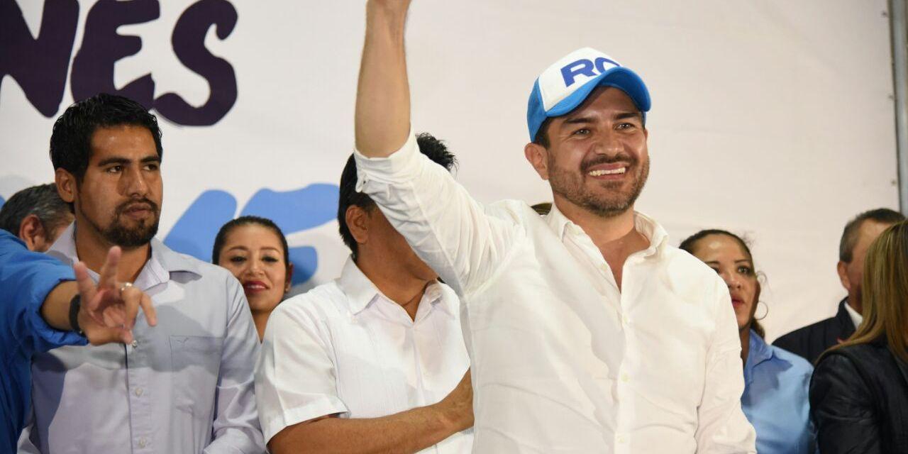 El precandidato panista a la gubernatura de Veracruz, Miguel Ángel Yunes Márquez, continúa llevando su mensaje a los militantes y simpatizantes del norte de Veracruz: Estado