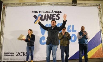 """""""Como Presidente Municipal de Boca del Río aprendí a gestionar los recursos necesarios para hacer las grandes obras que la gente necesita: Regional"""
