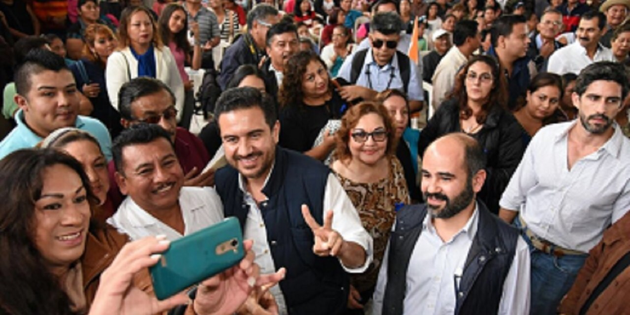 """El cambio que juntos conseguimos debe consolidarse, la verdadera transformación de Veracruz apenas está comenzando"""". – Miguel Ángel Yunes Márquez, precandidato del PAN a la gubernatura de Veracruz: Estado"""