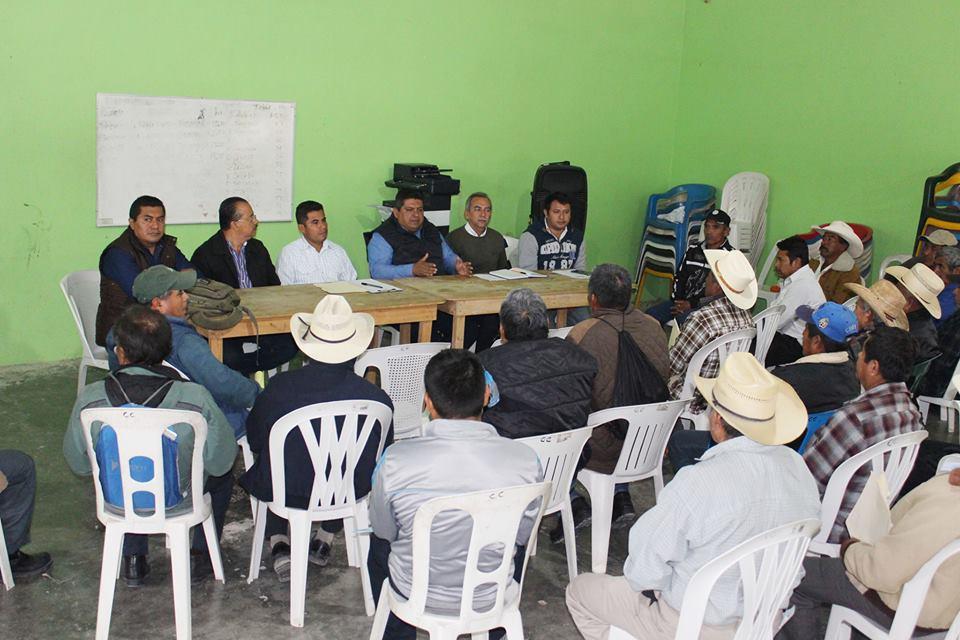 Unidad y coordinación, serán las bases que regirán la relación entre gobierno y el campo, dijo el Presidente Municipal Juan Antonio Aguilar Mancha: Tuxpan