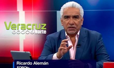 Televisa y Canal Once despiden a Ricardo Alemán tras polémico tuit