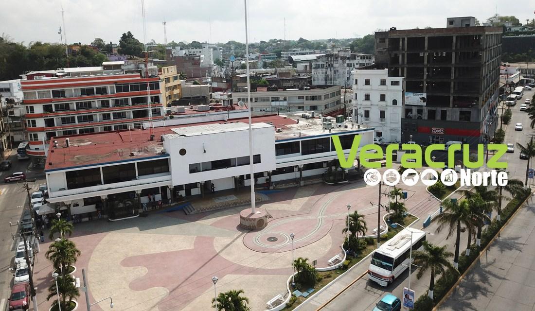 Acéfala Protección Civil en Tuxpan Ver.