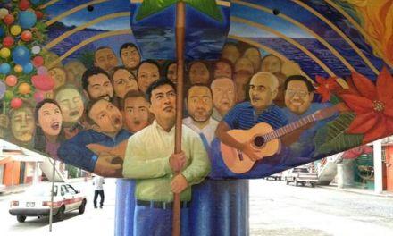Solo Tuxpeños Ilustres estarán en el mural del puente
