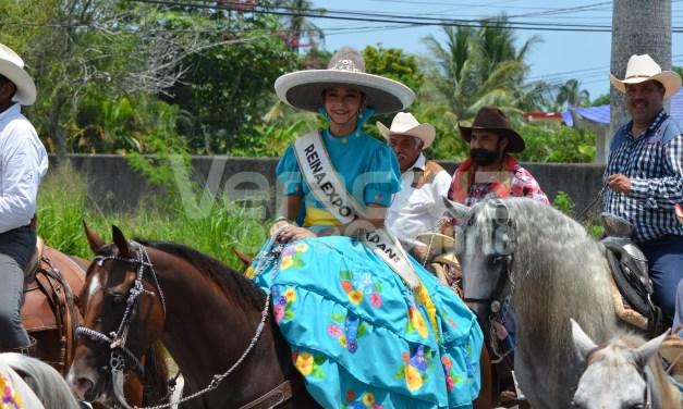 Más de 2mil Jinetes en honor a la Virgen de la Asunción