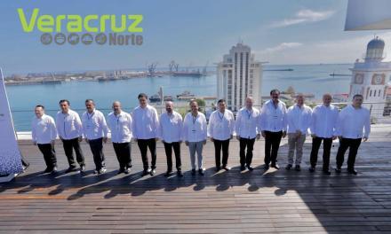 Veracruz, sede de la Segunda Reunión de la Zona Sureste de la Conferencia Nacional de Secretarios de Seguridad Pública