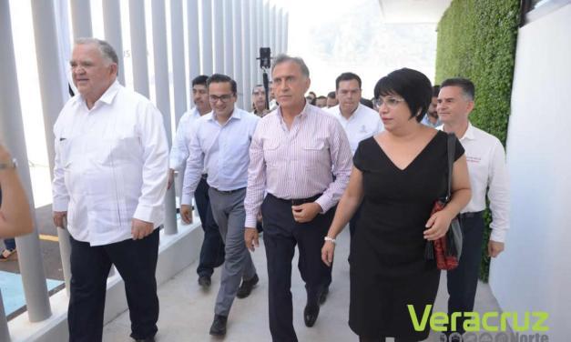 Inicia el Gobernador Yunes entrega de 6 Centros Integrales de Justicia en el norte, centro y sur del estado