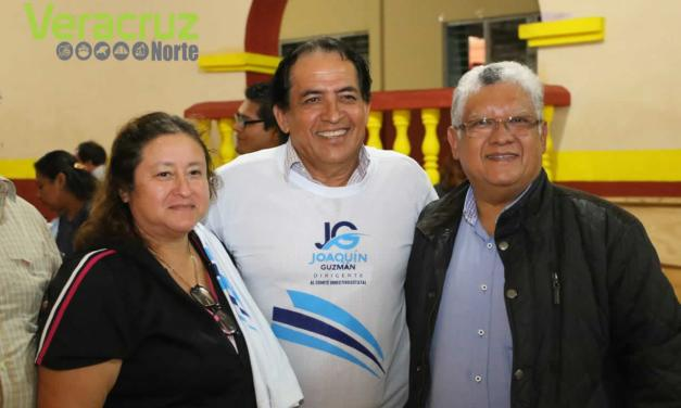 Estaré al frente del PAN hasta concluir mi periodo: Joaquín Guzmán