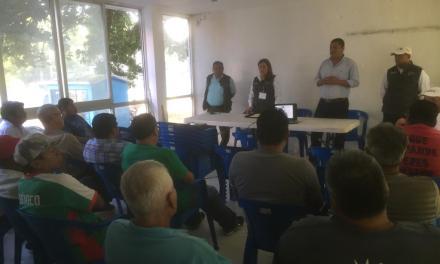 COFEPRIS y JS2 revisaron condiciones de rastro municipal
